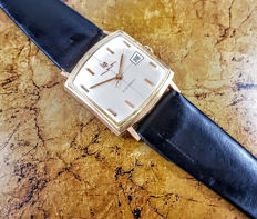 LIP A Masterpiece 18K Solid Yellow Gold - 1970's - Men's Timepiece