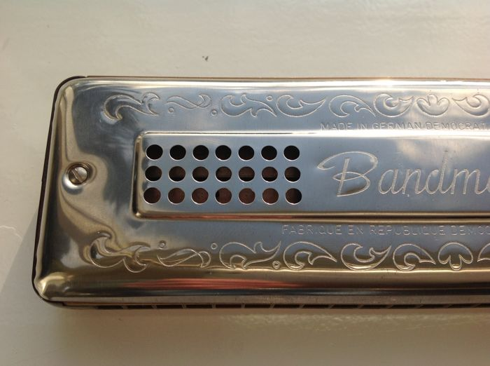 Bandmaster Harmonica Musical Instruments & Accessories ...