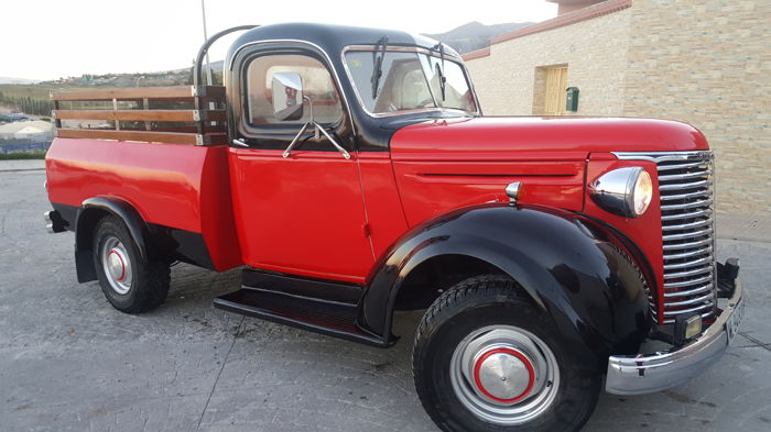 Chevrolet - C36 Pick Up - 1937