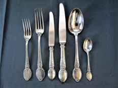 Christofle - antique cutlery - around 1900 - 6 pieces - good condition