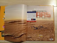 Crew member of Apollo 11 - Buzz Aldrin - Welcome To Mars. Making A Home On The Red Planet - 2015