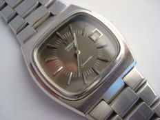 Omega Seamaster - men's watch - Swiss made - TV casing - approx. 70s
