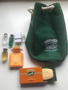 Hermès - shoulder bag (toilette bag)