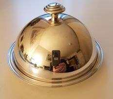 Butter dish, Christofle
