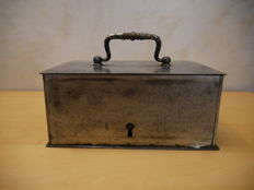 Small safe, portable Beaumont type, 1950s