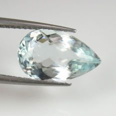 Aquamarine - 2.80 Ct - No reserve price