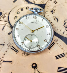 Zenith Pocket Watch - 654840/127427