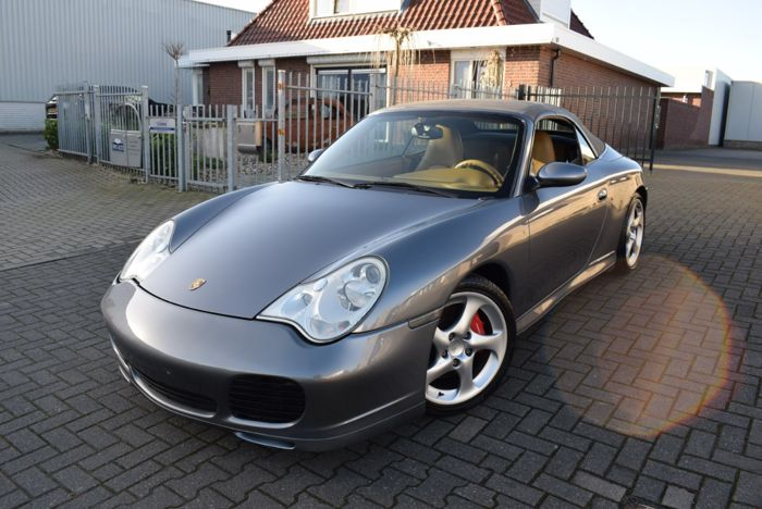 Porsche 911 996 Descapotable Carrera 4S 2004 Catawiki