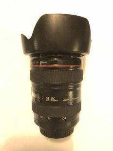 Photography: 2 Canon cups in the shape of lenses 24-70 & 70-200