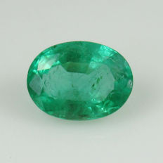 1.75 Ct - Emerald - No reserve