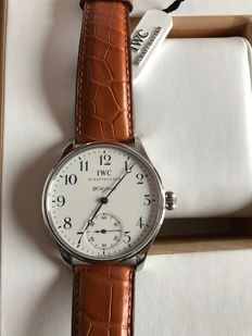 IWC - portughese F.A. Jones  - 544203 - Homme - 2000-2010