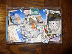 World - Collection in European and Thematic Stamp Binders