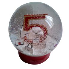 Chanel - Electric Snow Globe - XXL