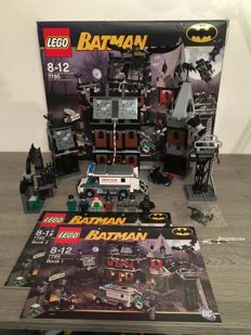 Batman Series 1 - 7785 - Arkham Asylum