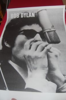 Bob Dylan  - 3 Promotional Posters!