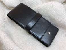 Montblanc Meisterstück Pen Pouch For 3 Writing Instruments