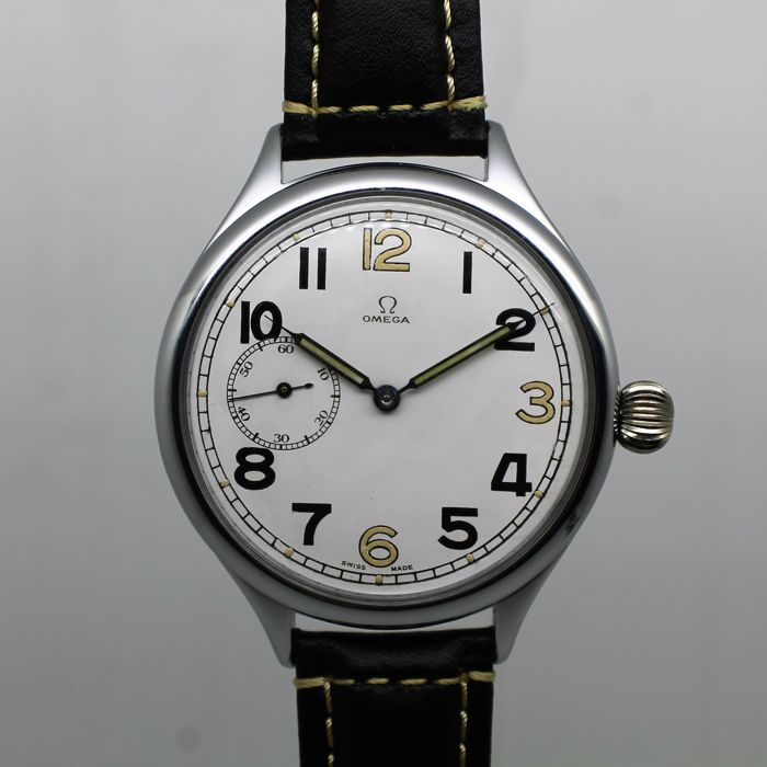 Omega -  Military - WW2 - G.S.T.P. F 023069 - Hombre - Ano-1943