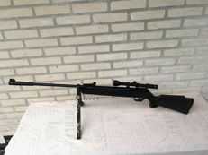 SNIPER - air rifle .22 (5.5mm) + scope