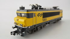 Minitrix N - 12187 - Electric locomotive - Series 1800 'Eindhoven' of the NS