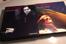 2 CD + Book Boxes - Riccardo Muti and Claudio Abbado