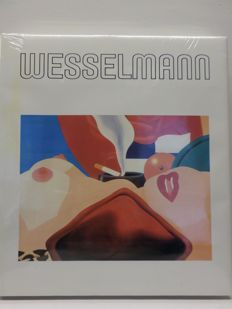 Slim Stealingworth - Tom Wesselmann - 1980