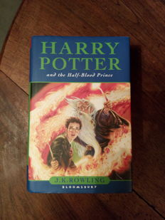 J.K. Rowling - Harry Potter and the Half Blood Prince - 2005