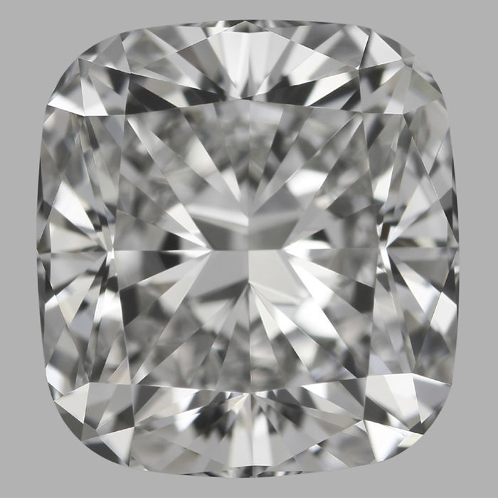 Cushion Modified Brilliant Diamond 1.51 Carat , G VVS1, Cert: GIA #757 - original image