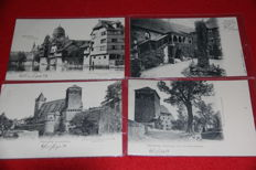 Lot 183 Deutschland Germany Allemagne Postcards  9x14 all photographed in yours Sleeves