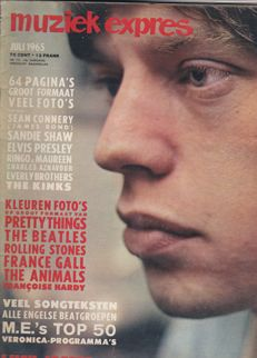Music magazines with The Rolling Stones or solos on fr.cvr + art.inside + pictures all vg to nm cond.