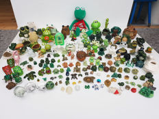 Large collection of frogs - 180 items