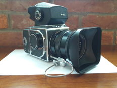 "Kiev 88 TTL set - 6x6 - USSR-1982-87's. high-class refliex photocamera "" Kiev 88 "" with accessories , Full package."