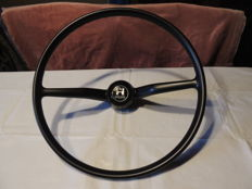 Old Volkswagen steering wheel from the 60s - diameter 40 cm