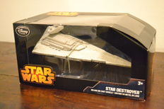 "Star Destroyer ""Star Wars"" collection Disney Store Original"