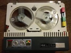 Very rare reel to reel Geloso G 681 with original box