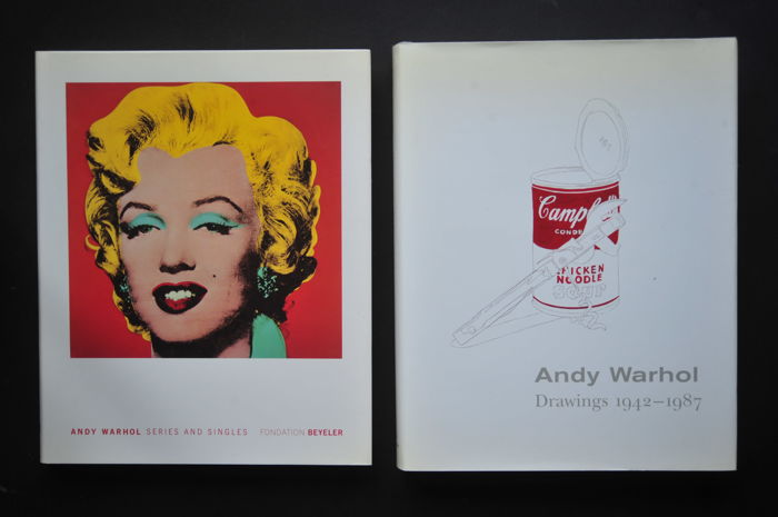 Koepplin, D.; Beyeler, E. - Andy Warhol: Drawings / Series and Singles - 1998/2000