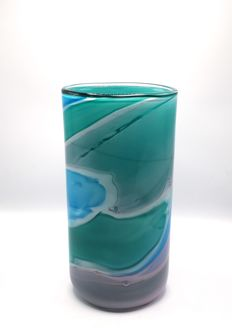 Yoichi Ohira for De Majo - Coloured vase 31