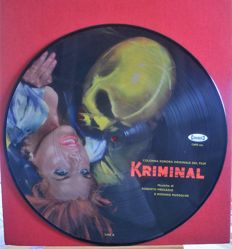 Satanik & Kriminal - 2x Picture Disc Original Film Soundtracks