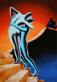 Mark Kostabi - Ascendance