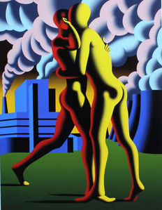 Mark Kostabi - The third secret