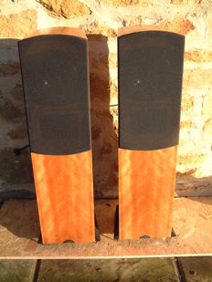 Pair of Naim Allae Floor speakers.