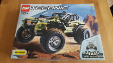 Lego Technic - 8466 - 4x4 Off Roader