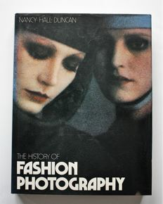 Nancy Hall-Duncan - The history of Fashion Photography - 1979 - met 15 vintage modefoto's