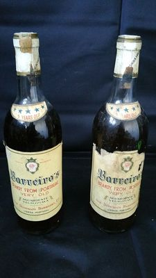 Barreiro's Brandy from Portugal - Very Old