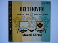 Beethoven - Edward Kileny - Waldstein and Les Adieux, sonates # 21 in C Major en E flat Major