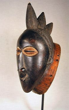 Exceptional face mask - BAULE - Ivory Coast