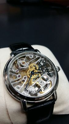 Maurice Lacroix - Masterpiece 6258-SS001 - AJ 39340 - Heren - 2000-2010