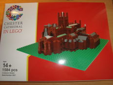 LEGO Certified Professional: Chester Cathedral