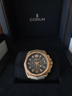 Corum - Admiral's Cup AC-One 45 Chronograph - 132.201.05 - Heren - 2011-heden