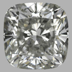 Cushion Modified Brilliant Diamond 1.20 Carat , K SI1, Cert: GIA #174 - original image