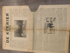 Newspapers - all from 1945 - Trouw